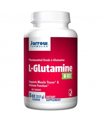 L-Glutamine Powder (227 gram) - Jarrow Formulas
