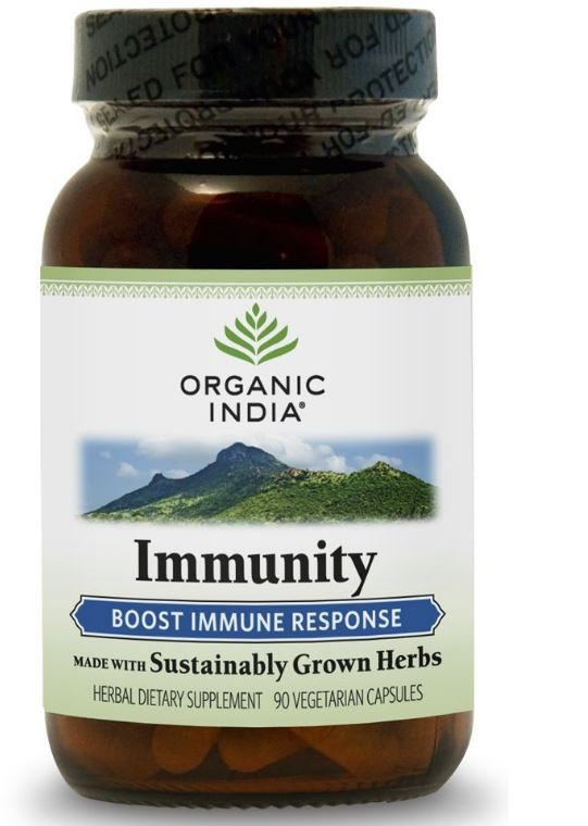 kaufen immunit t formel 90 veggie caps organic india. Black Bedroom Furniture Sets. Home Design Ideas