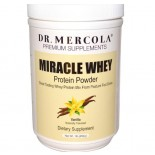 Dr. Mercola Miracle Molkenproteinpulver Vanille 454 g