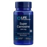 Super Carnosine 500 mg (60 Veggie Caps ) - Life Extension