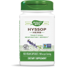 HYSOP KRUID 450 MG (100 CAPSULES) - NATURE'S WAY