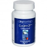CoQH-CF Ubiquinol (60 Softgels) - Allergy Research Group