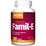 Jarrow Formulas, Famil-E, 60 Softgels