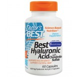 Best Hyaluronic Acid with Chondroitin Sulfate (60 Capsules) - Doctor's Best