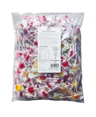 Organic Assorted Vitamin C Lollipops, 5 lb (2268 g) - Yummy Earth
