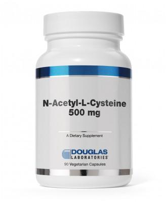Douglas Laboratories,N-Acetyl-L-Cysteine 90NL