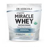 Dr. Mercola, Miracle Whey Proteinpulver Original (454 g)