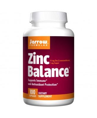 Zinc Balance (100 Capsules) - Jarrow Formulas