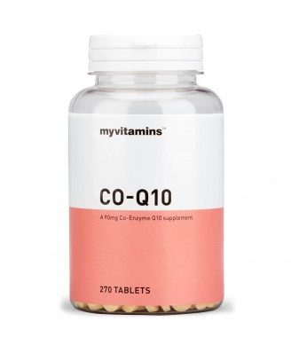 Myvitamins Co-Q10, 90 Tablets (90 Tablets) - Myvitamins