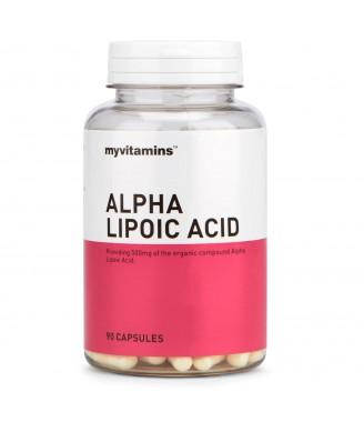 Alpha Lipoic Acid (90 Capsules) - Myvitamins