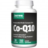 Jarrow Formulas, Co-Q10, 30 mg, 150 Capsules