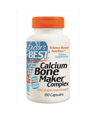 Kalzium-Bone Maker-Komplex (180 Kapseln) - Doctor's Best