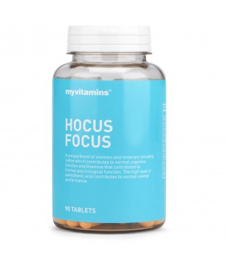 Hocus Focus, 30 Tablets (30 Tablets) - Myvitamins